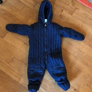 First Impression Infant  snowsuit 6-9mo